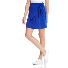 spódnica BENCH - Front Knoted Skirt Yves Blue (BL11216)
