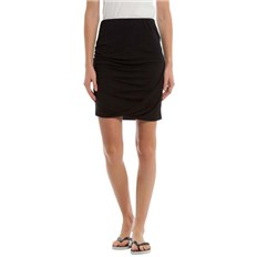 spódnica BENCH - Draped Jersey Skirt Black Beauty (BK11179)