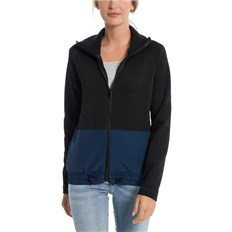 kurtka BENCH - Material Patch Funnel Jacket Black Beauty (BK11179)