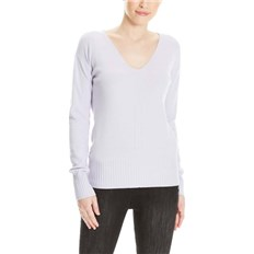 bluza BENCH - Basic V-Neck Jumper Orchid Petal (PU070)