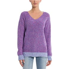 kurtka BENCH - Mouline Jumper Wedgewood (BL11464)