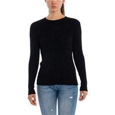 kurtka BENCH - Rib Jumper Black Beauty (BK11179)