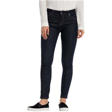 spodnie BENCH -  Denim Slim Dark Blue Blue Raw (DW1032)