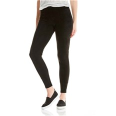 spodnie BENCH - Velour Leggings Black Beauty (BK11179)