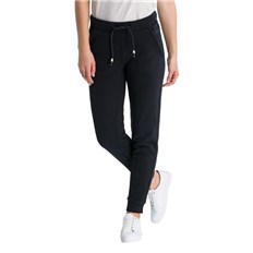 spodnie dresowe BENCH - Her. Sweat Pants Black Beauty (BK11179)