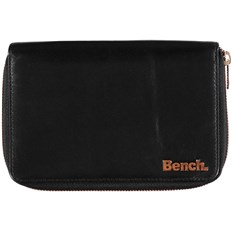 BENCH - Leather Purce Black (BK022)