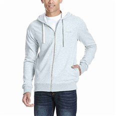 bluza BENCH - Hoodie With Backprint High Rise Marl (GY003X)