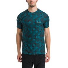 koszulka BENCH - Active Mesh Ss Tee June Bug + A0673 (P1221)