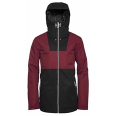 kurtka CLWR - Block Jacket Burgundy (743)