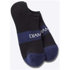 skarpetki DIAMOND - No Show Futura Socks Black/Blue (BKBL)