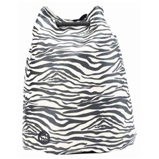 MI-PAC - Swing Bag Canvas Zebra Black/White (004)