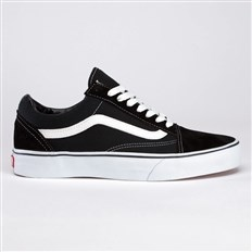 buty VANS - Old Skool Black/White (Y28)