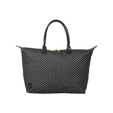 torba podróżna MI-PAC - Weekender Denim Spot Black/White (020)