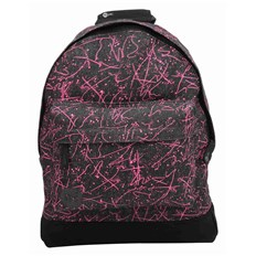 MI-PAC - Denim Squiggle Black/Pink (010)