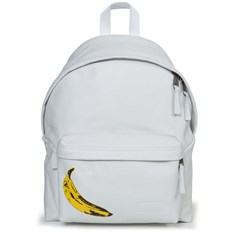 plecak EASTPAK - Andy Warhol Exclusive Padded PakR Leather Banana (16U)