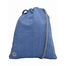 gymsack MI-PAC - Kit Bag Elephant Skin Blue (002)