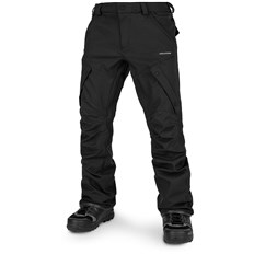spodnie VOLCOM - Articulated Pant Black (BLK)