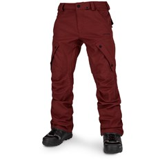 spodnie VOLCOM - Articulated Pant Burnt Red (BTR)