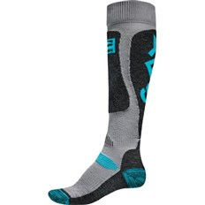 skarpetki GLOBE - Yes/Globe Pow Pow Sock  Grey/Blue (GREYBLUE)