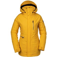 kurtka VOLCOM - Shelter 3D Strch Jkt Yellow (YEL)