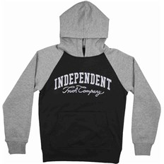 INDEPENDENT - Letterman Black/Dark Heather (BLACK DARK HEATHER)