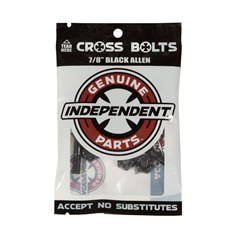 montażowki INDEPENDENT - Genuine Parts Allen Hardware Black Bx12 Pks/8 (88764)