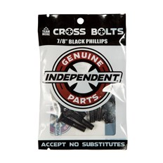 montażowki INDEPENDENT - Genuine Parts Phillips Hardware Black Bx12 Pks/8 (88760)