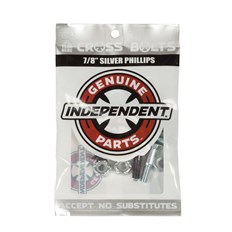 montażowki INDEPENDENT - Genuine Parts Phillips Hardware Black/Silver Bx12 Pks/8 (88776)