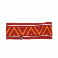 komin CLWR - Knit Headband Falu Red (760)