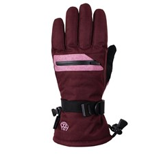 rękawice 686 - Youth Heat Insl Glove Wine Melange (WNE)