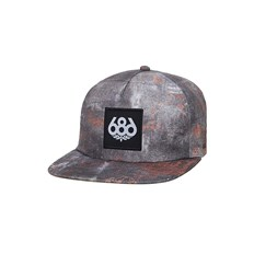 686 - Knockout Snapback Hat Reclaim (RECL)
