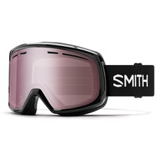 gogle snowboardowe SMITH - Range Black (994U)
