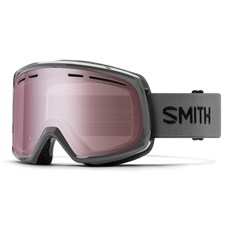 gogle snowboardowe SMITH - Range Charcoal (994U)