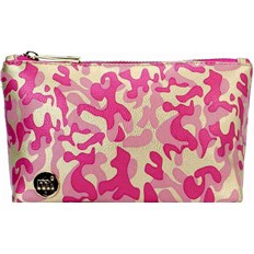 torba na kosmetyki MI-PAC - Make Up Bag Metallic Camo Gold/Pink (015)
