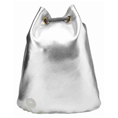 MI-PAC - Swing Bag Metallic Silver (006)