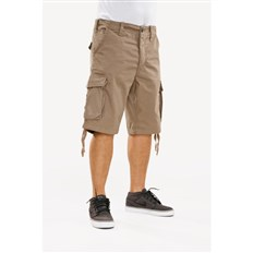 szorty REELL - New Cargo Short Taupe (TAUPE)