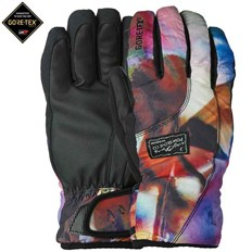 rękawice snowboardow POW - W's Crescent GTX Glove Glass (Short) (GL)