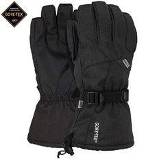 rękawice snowboardow POW - Warner GTX Long Glove Black (Short) (BK)