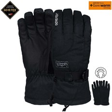 rękawice POW - Ws Crescent Gtx Long Glove Black (BK)