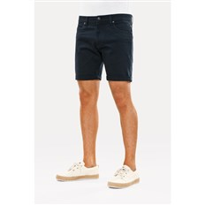 szorty REELL - Palm Short Navy Blue (NAVY BLUE)