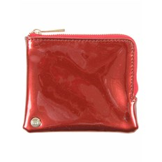 portfel MI-PAC - Coin Holder Patent Red (002)