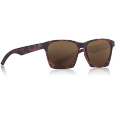 okulary słoneczne DRAGON - Post Up Polar Matte Tortoise Bronze (245)