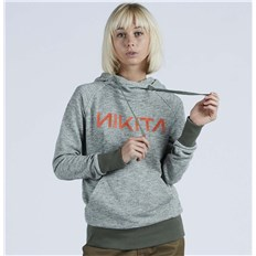 bluza NIKITA - Reykjavik Solid Po Hoody Fatigue (FAT)