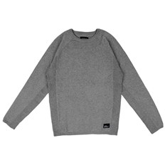bluza NIXON - Park Heather Gray (070)