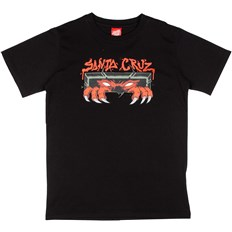 koszulka SANTA CRUZ - Youth Unknown T-Shirt Black (BLACK)