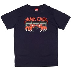 koszulka SANTA CRUZ - Youth Unknown T-Shirt Dark Navy (DARK NAVY)