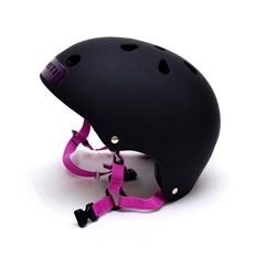 kask SMITH SCABS - Scabs Helmet (BLK PINK)