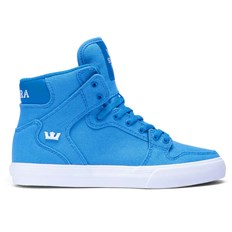 buty SUPRA - Kids Vaider Royal-White (ROY)