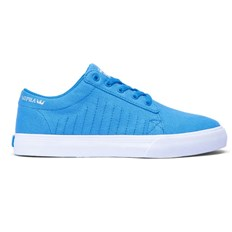 buty SUPRA - Kids Belmont Royal-White (ROY)