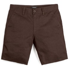 szorty BRIXTON - Toil Ii Brown (BROWN)